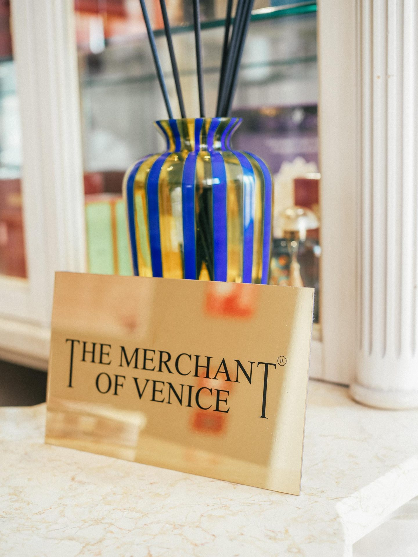 24K Gold Facial with The Merchant of Venice