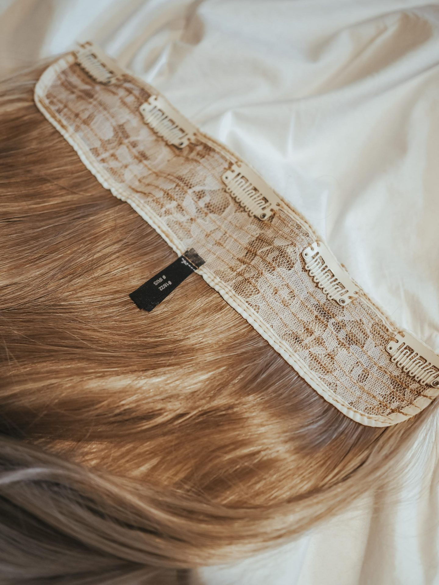 Stranded Hair Group One Piece Extensions