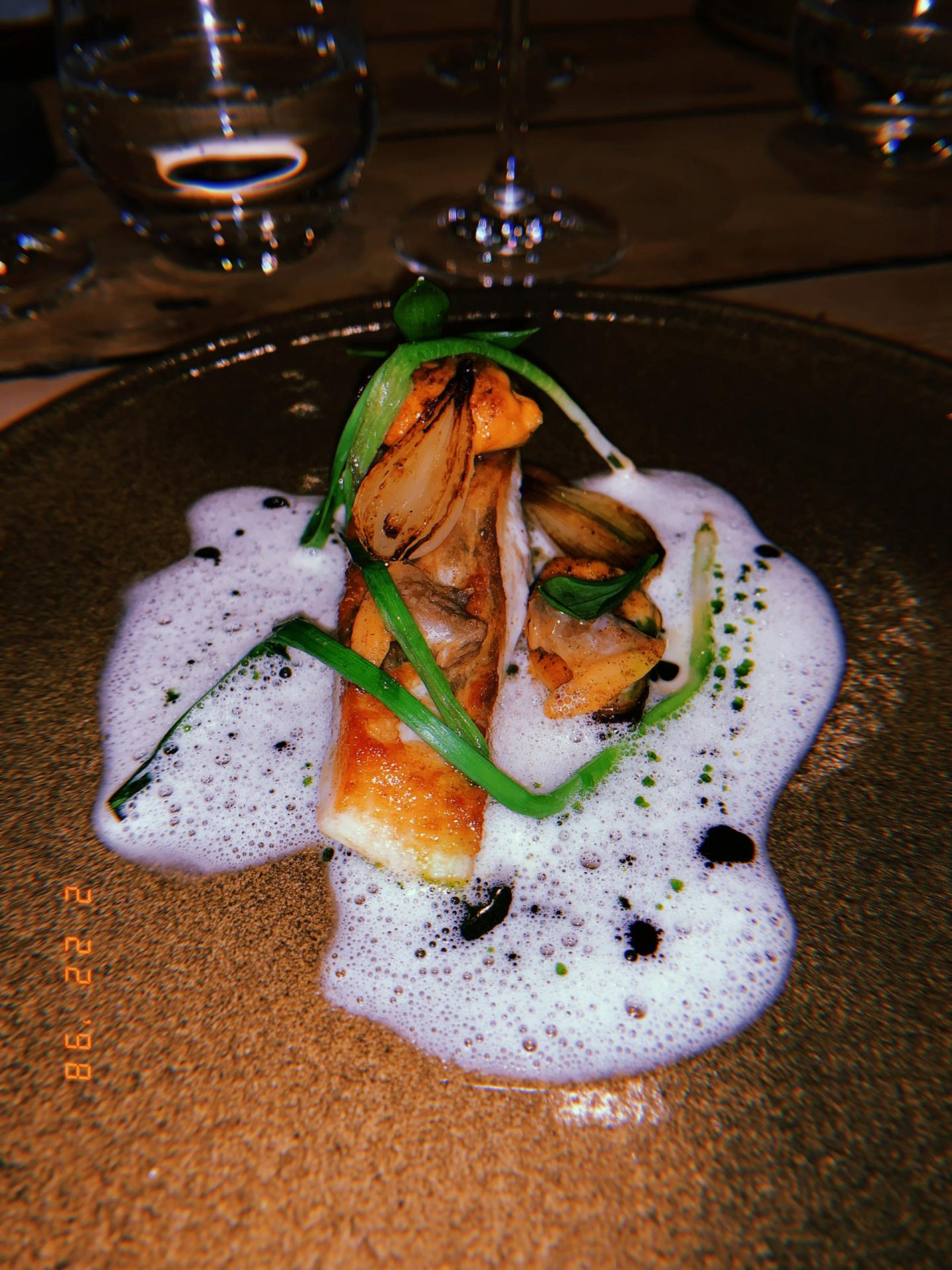Grand Un' Michelin-star tasting course at The Forest Side