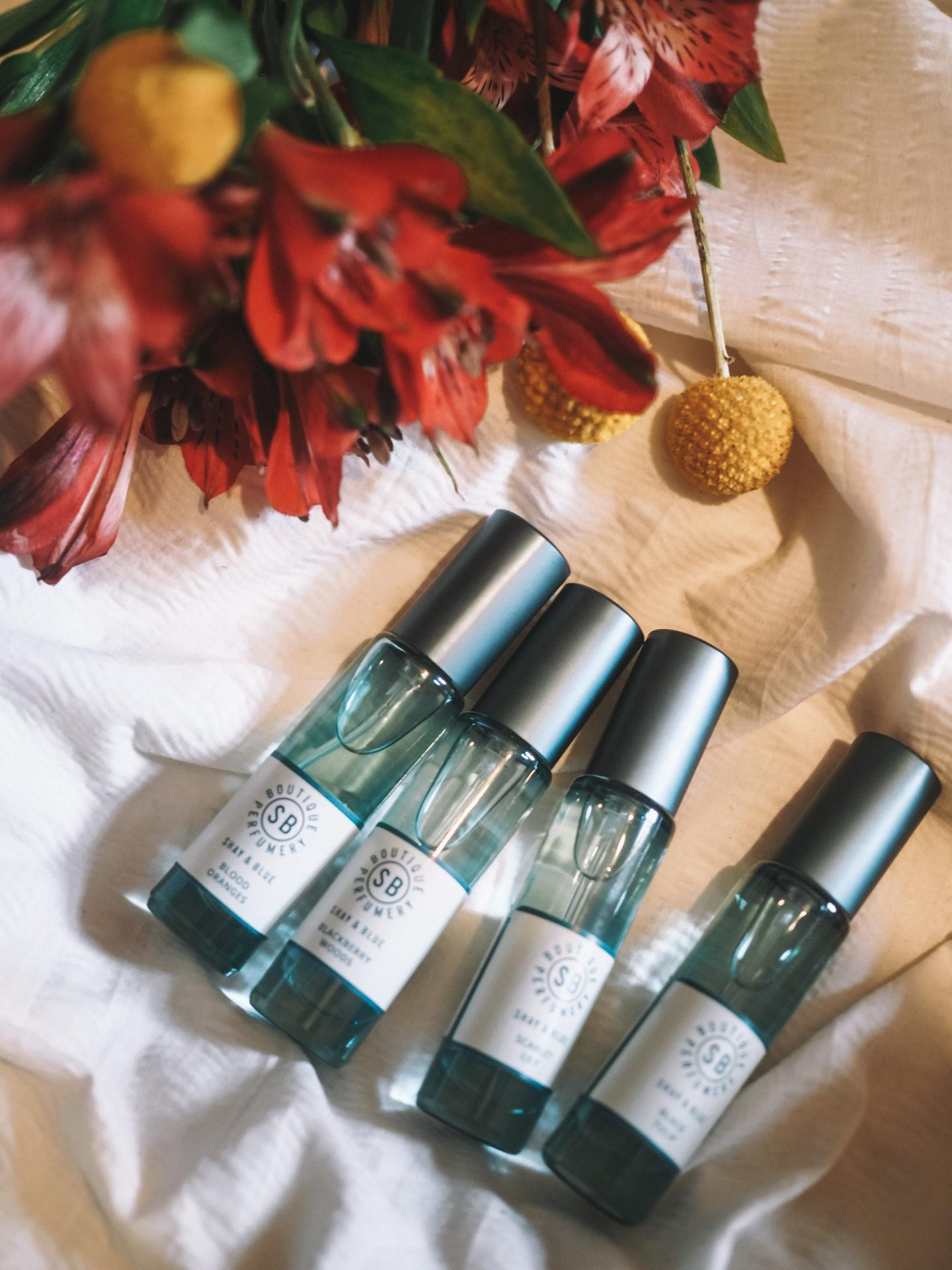 Fragrance Memories: Shay and Blue Fragrance Collection Launch on QVC