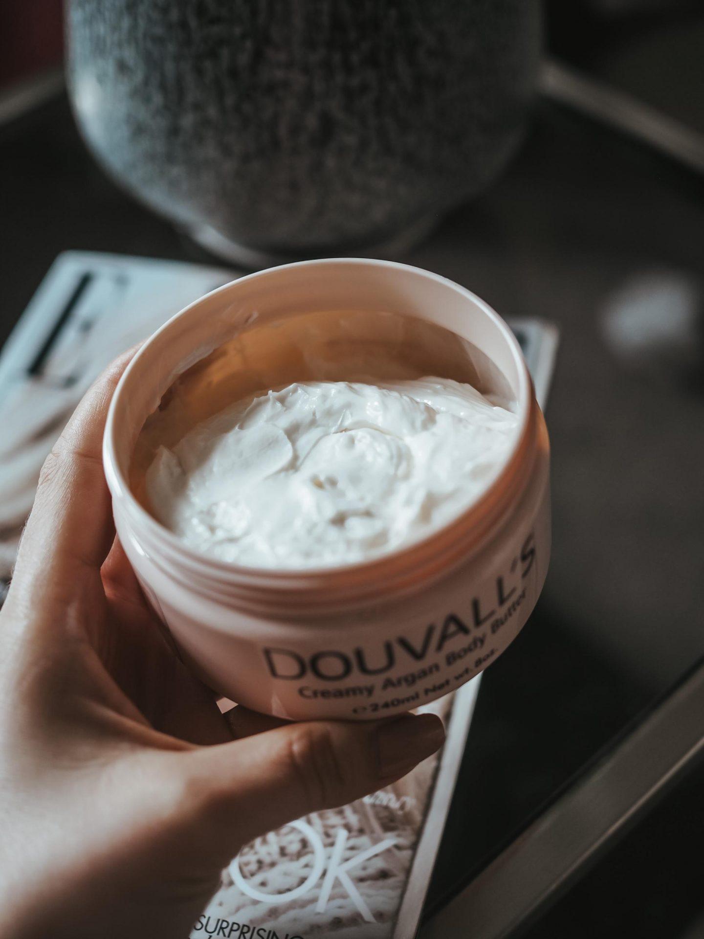 Douvall's Creamy Argan Butter